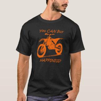Bonheur d'achat - orange sur le noir (KTM) T-shirt