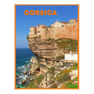 Bonifacio, Corse, France Carte Postale