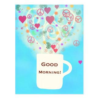 Bonjour ! cartes postales