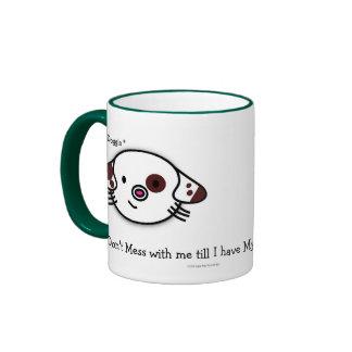 Bonjour chienchien mug à café