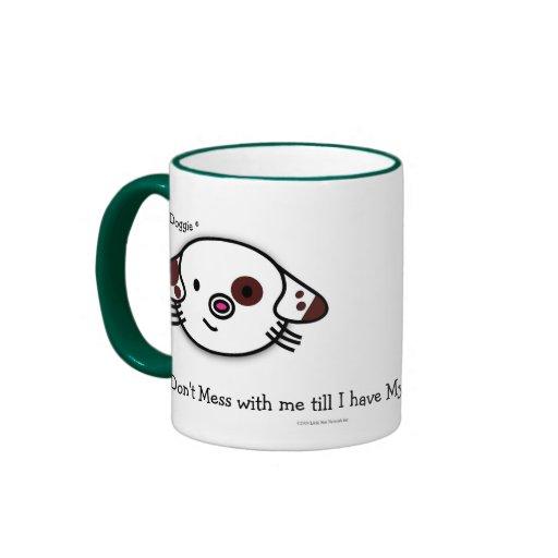 Bonjour chienchien ! mug à café