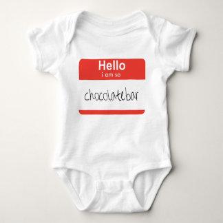 """Bonjour… je suis """"ainsi plante grimpante de bébé body"""