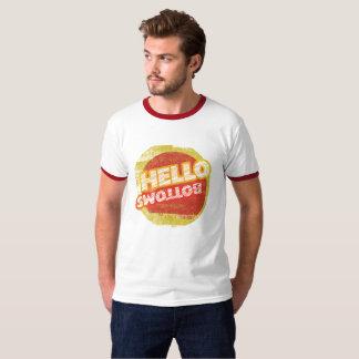 Bonjour les fonds t-shirt