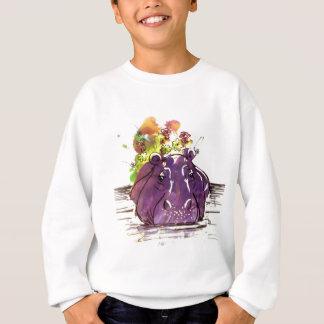 Bonjour ressort sweatshirt