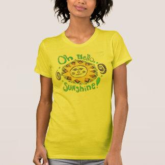 """""""Bonjour, T-shirt de soleil"""""""