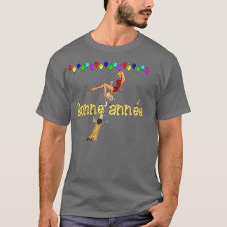 Bonne ann�e - t-shirt