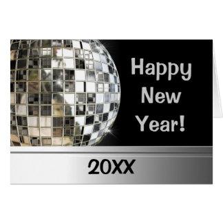 Bonne année 2013 ou toutes cartes de voeux d'année