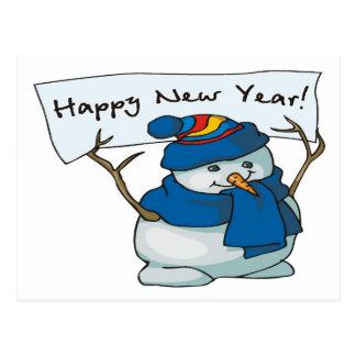 Bonne année ! - Carte postale
