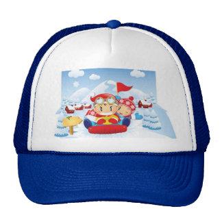 Bonne année casquettes de camionneur