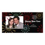 Bonne année Photocards Modèle Pour Photocarte