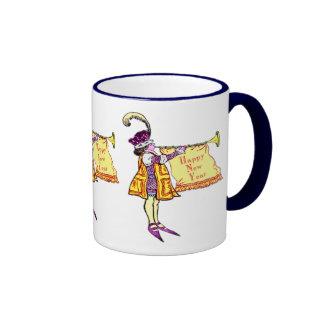 Bonne année tasse à café