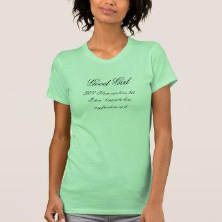 Bonne fille - l'amour d'I notre amour, mais moi me T-shirts