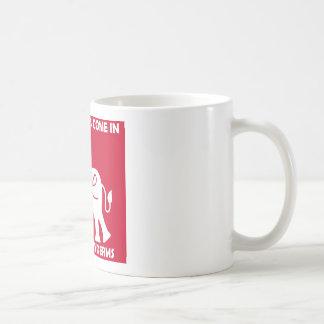 Bonnes choses mug blanc