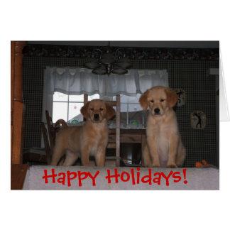 Bonnes fêtes ! cartes