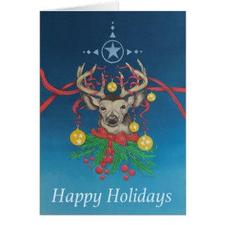 Bonnes fêtes cartes