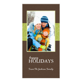Bonnes fêtes cartes photos de famille de Noël Cartes De Vœux Avec Photo