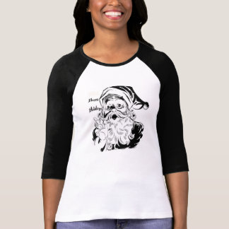 Bonnes fêtes T-shirt pour des femmes