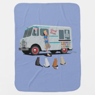 Bonnes périodes ! couvertures de bébé