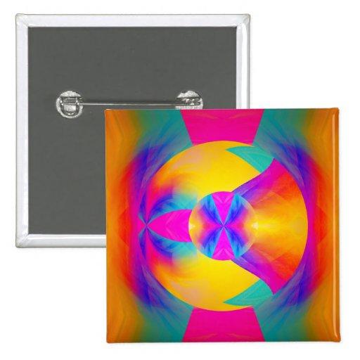 Bonnes vibrations badges