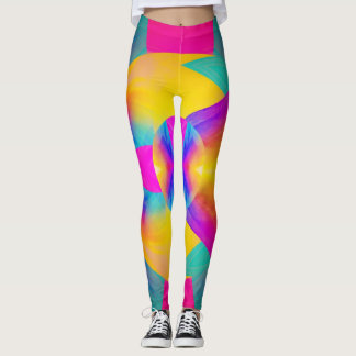 Bonnes vibrations leggings