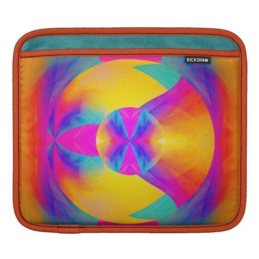 Bonnes vibrations poches iPad