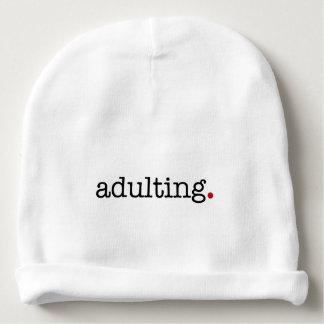 Bonnet De Bébé adulting