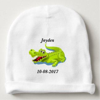 Bonnet De Bébé Alligator mignon du bébé de l'enfant