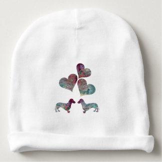 Bonnet De Bébé Art de teckel