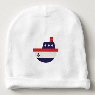 Bonnet De Bébé Bateau à vapeur de pêcheur