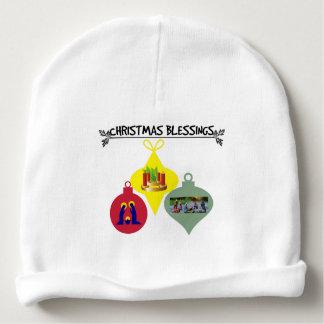 Bonnet De Bébé Bénédiction de Noël