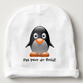 Bonnet De Bébé Bonnet penguin pour bébé
