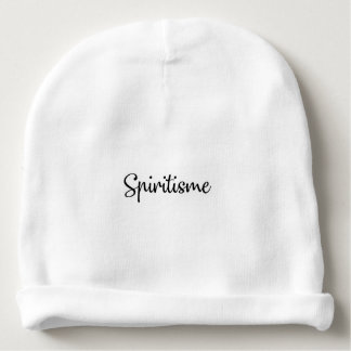 Bonnet De Bébé Bonnet Spiritisme
