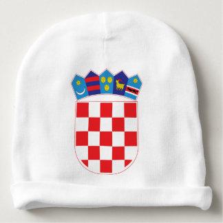 Bonnet De Bébé Bouclier croate