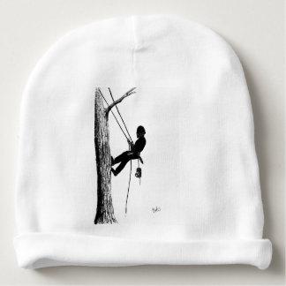 Bonnet De Bébé Cadeau de cadeau de Noël d'arboriste de chirurgien