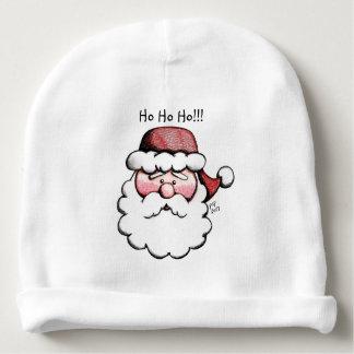 Bonnet De Bébé Calotte classique mignonne de bébé du père noël