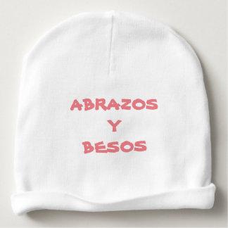 Bonnet De Bébé Calotte d'Abrazos y Besos