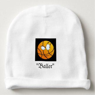 Bonnet De Bébé Calotte de bébé d'Emoji Baller !