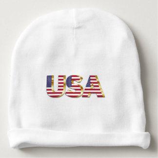 Bonnet De Bébé Calotte de bébé des Etats-Unis