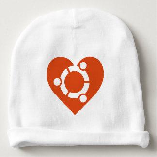 Bonnet De Bébé Calotte de bébé d'Ubuntu