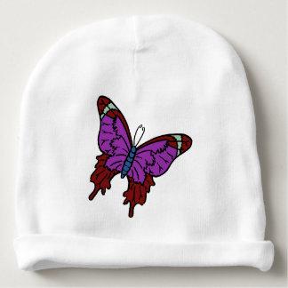 Bonnet De Bébé Calotte du papillon du bébé !