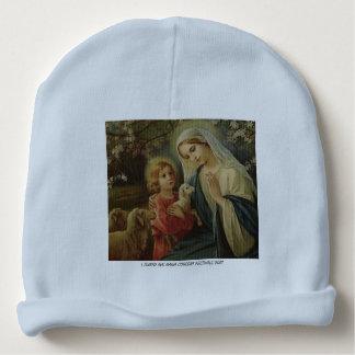 Bonnet De Bébé Calotte faite sur commande de coton de bébé