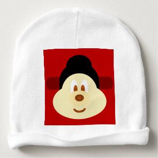 Bonnet De Bébé Calotte masculine chinoise de coton de bébé de 鲍鲍