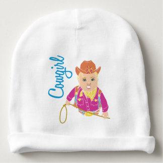 Bonnet De Bébé Casquette de bébé de cow-girl