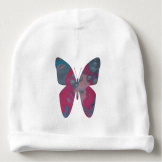 Bonnet De Bébé Casquette de bébé de papillon
