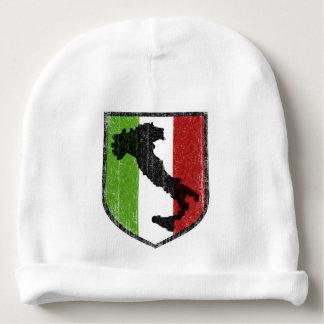 Bonnet De Bébé Casquette italien de bébé de drapeau