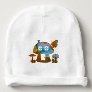 Bonnet De Bébé Chambre de champignon