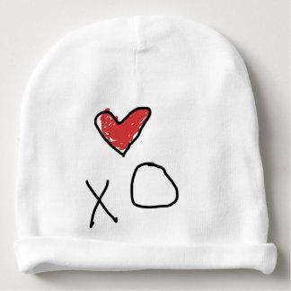 Bonnet De Bébé Chemise du coeur des enfants de combinaison