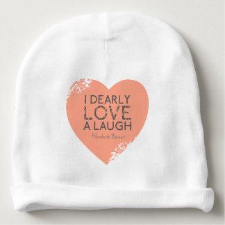 Bonnet De Bébé Citation de préjudice d'amour et de fierté