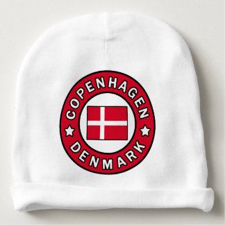 Bonnet De Bébé Copenhague Danemark