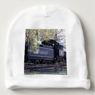 Bonnet De Bébé Cuisez le moteur à la vapeur de train, hampe de